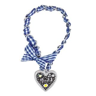 Armbänder ´Alpenglück´, blau