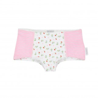 Panty Mustermix flower allover