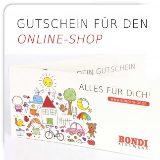 GUTSCHEIN Online Shop Variante 2