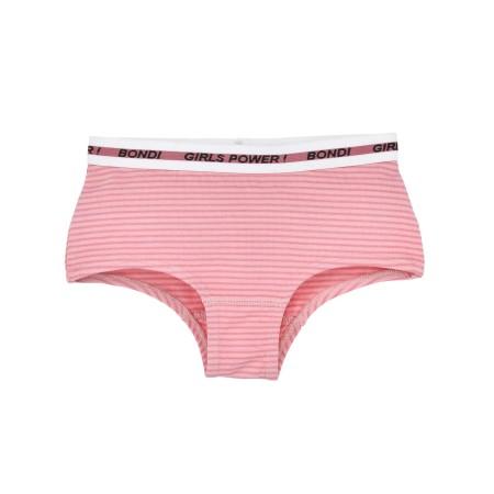 Panty gestreift rose stripe