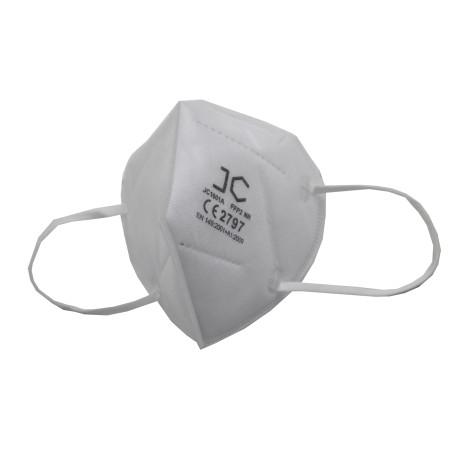 Atemschutzmaske, FFP2, CE2797, 5-lagig <br>, VE 10 Stück