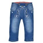 Trachten Jeans blue denim